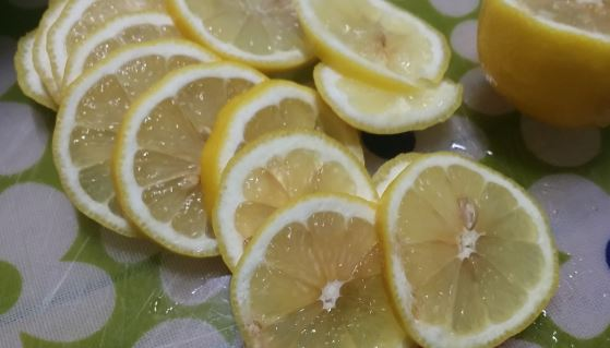 lemon water 2