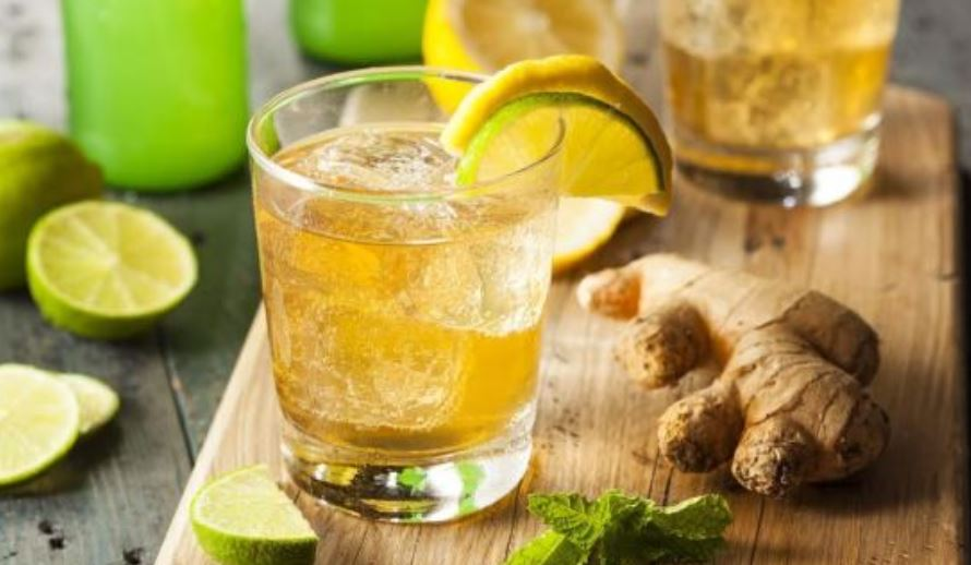 Lemon ginger Tea : Benefits, Preparation, and Side Effects